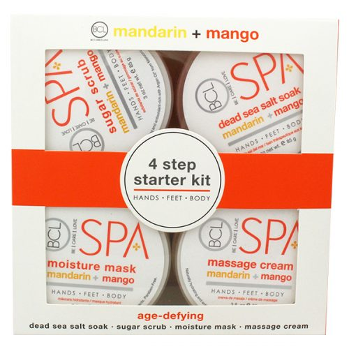 Mandarin +Mango - Starter Kit 3oz