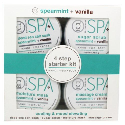 Spearmint +Vanilla - Starter 3oz