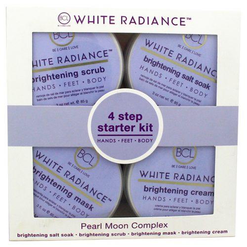 White Radiance Starter Kit 3oz